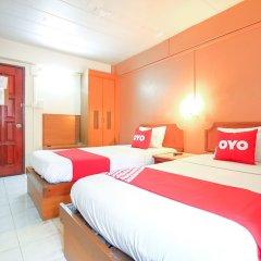 Отель OYO 335 Top Inn Khaosan Таиланд, Бангкок - отзывы, цены и фото номеров - забронировать отель OYO 335 Top Inn Khaosan онлайн комната для гостей фото 2