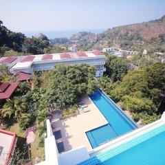 Отель Amala Grand Bleu Resort бассейн фото 2