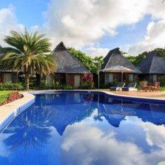 Отель Natadola Beach Resort Фиджи, Вити-Леву - отзывы, цены и фото номеров - забронировать отель Natadola Beach Resort онлайн бассейн фото 3