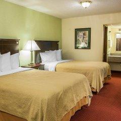 Отель Quality Inn Huntingburg комната для гостей фото 3