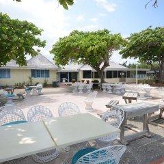 Отель Sea Wyf Cottage, Silver Sands 2BR бассейн