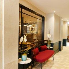 Отель Les Matins De Paris интерьер отеля фото 3