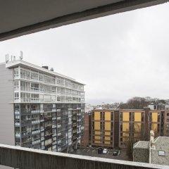 Отель City Housing - Kanikkbakken 6 Норвегия, Ставангер - отзывы, цены и фото номеров - забронировать отель City Housing - Kanikkbakken 6 онлайн балкон