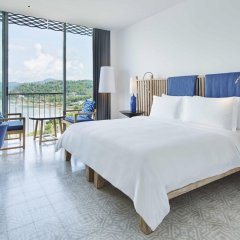 Отель COMO Point Yamu, Phuket Стандартный номер с различными типами кроватей фото 5