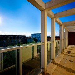 Отель Cilantro Bed & Breakfast Польша, Вроцлав - отзывы, цены и фото номеров - забронировать отель Cilantro Bed & Breakfast онлайн балкон