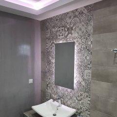 Отель Moonlight Apartments Греция, Остров Санторини - отзывы, цены и фото номеров - забронировать отель Moonlight Apartments онлайн ванная фото 2