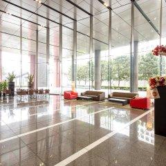 Отель Villa Fontaine Tokyo-Tamachi Япония, Токио - 1 отзыв об отеле, цены и фото номеров - забронировать отель Villa Fontaine Tokyo-Tamachi онлайн интерьер отеля фото 2