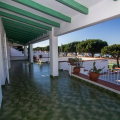 Отель Agi Casa Puerto Курорт Росес приотельная территория