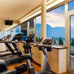 Отель Four Points by Sheraton Bolzano Больцано фитнесс-зал фото 2