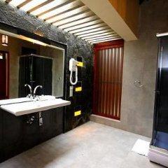 Отель Riverdale Eco Resort Шри-Ланка, Берувела - отзывы, цены и фото номеров - забронировать отель Riverdale Eco Resort онлайн ванная фото 2