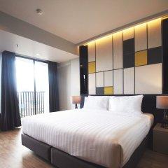 Отель The Quarter Ladprao By Uhg Бангкок комната для гостей фото 4