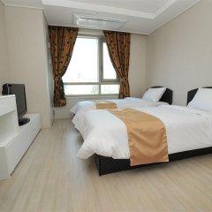 Отель Golden Forest Residence Южная Корея, Сеул - отзывы, цены и фото номеров - забронировать отель Golden Forest Residence онлайн сейф в номере