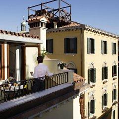 Отель Carlton Capri балкон