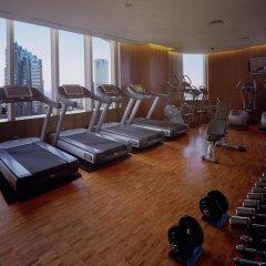 Отель Hyatt Regency Tokyo Токио фитнесс-зал