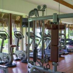 Отель The St Regis Bora Bora Resort Французская Полинезия, Бора-Бора - отзывы, цены и фото номеров - забронировать отель The St Regis Bora Bora Resort онлайн фитнесс-зал фото 4