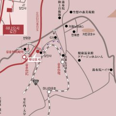 Отель Asagirinomieru Yado Yufuin Hanayoshi Хидзи городской автобус