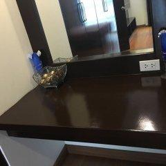 Отель Harmony Service Residence Паттайя сейф в номере