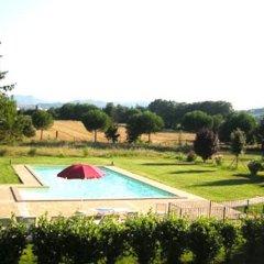 Отель Casa Vacanze Nonna Vittoria Сполето бассейн фото 3