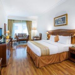 Отель Grand Excelsior Bur Dubai Дубай комната для гостей