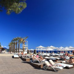 Отель Bodrum Bay Resort - All Inclusive пляж фото 2