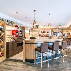 Hotel Rose Валь-ди-Вицце гостиничный бар
