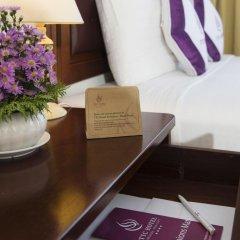 Отель Park Diamond Hotel Вьетнам, Фантхьет - отзывы, цены и фото номеров - забронировать отель Park Diamond Hotel онлайн удобства в номере