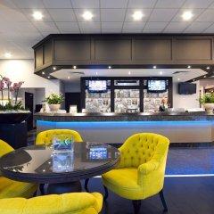 Отель Thon Bristol Stephanie Брюссель гостиничный бар