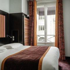 Отель Hôtel Courcelles Étoile комната для гостей фото 2