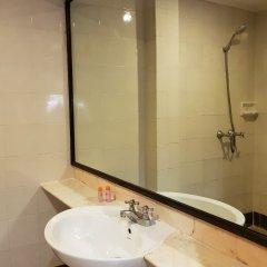 Отель Studio Sukhumvit 18 by iCheck Inn Таиланд, Бангкок - отзывы, цены и фото номеров - забронировать отель Studio Sukhumvit 18 by iCheck Inn онлайн ванная