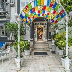 Отель Boutique Las Brisas Испания, Сантандер - отзывы, цены и фото номеров - забронировать отель Boutique Las Brisas онлайн бассейн