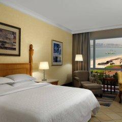 Отель Sheraton Jumeirah Beach Resort комната для гостей