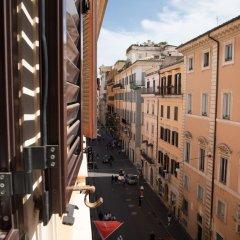 Отель La Maison Del Corso балкон фото 2