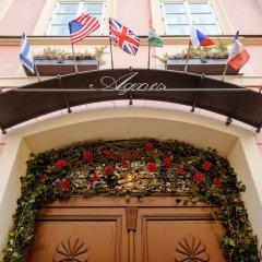 Отель Residence Agnes Прага