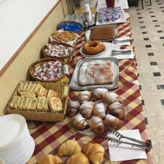 Hotel Villa Dina Римини питание фото 2