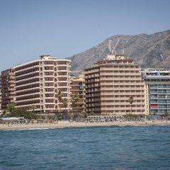 Отель Jabega Испания, Фуэнхирола - отзывы, цены и фото номеров - забронировать отель Jabega онлайн пляж фото 2
