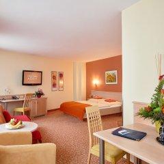Отель Adria Munchen Мюнхен комната для гостей фото 5