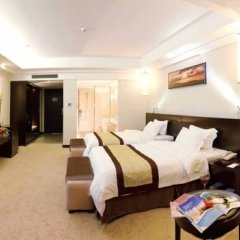 Отель Tennis Seaview Hotel - Xiamen Китай, Сямынь - отзывы, цены и фото номеров - забронировать отель Tennis Seaview Hotel - Xiamen онлайн комната для гостей фото 3