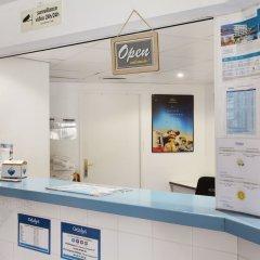 Отель Odalys - Appart'Hotel Les Félibriges Франция, Канны - отзывы, цены и фото номеров - забронировать отель Odalys - Appart'Hotel Les Félibriges онлайн интерьер отеля фото 2