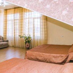 Гостиница Континент Анапа комната для гостей фото 9