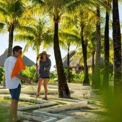 Отель Conrad Bora Bora Nui фитнесс-зал фото 4