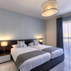 Отель Argento Мальта, Сан Джулианс - отзывы, цены и фото номеров - забронировать отель Argento онлайн комната для гостей фото 3