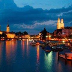 Отель Novotel Zurich City-West Швейцария, Цюрих - 9 отзывов об отеле, цены и фото номеров - забронировать отель Novotel Zurich City-West онлайн приотельная территория