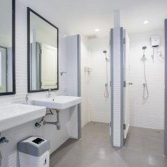Отель X9Hostel Таиланд, Бангкок - отзывы, цены и фото номеров - забронировать отель X9Hostel онлайн ванная