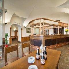 U Medvidku-Brewery Hotel гостиничный бар