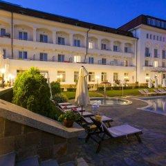 Отель Melsa COOP Hotel Болгария, Несебр - отзывы, цены и фото номеров - забронировать отель Melsa COOP Hotel онлайн бассейн фото 2