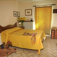 Отель Agriturismo Il Gioco dell'Oca Здание Barolo комната для гостей