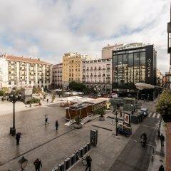 Отель Chueca con Vistas City Center Испания, Мадрид - отзывы, цены и фото номеров - забронировать отель Chueca con Vistas City Center онлайн балкон