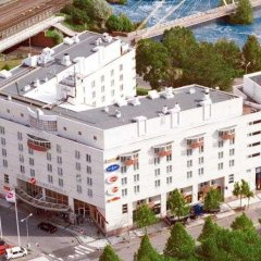 Отель Original Sokos Hotel Helsinki Финляндия, Хельсинки - 8 отзывов об отеле, цены и фото номеров - забронировать отель Original Sokos Hotel Helsinki онлайн городской автобус