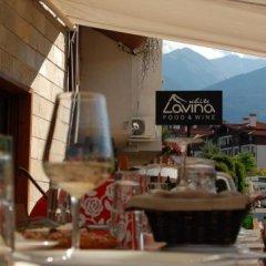 Отель White Lavina Spa And Ski Lodge Банско питание