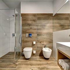 Отель Joyinn Aparthotel Вроцлав ванная